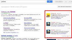 Añade en Chrome los resultados de Twitter en tiempo real junto a los de Google con HashPlug http://www.genbeta.com/p/72705