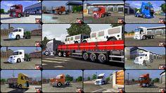 MOD Pack de caminhões brasileiros