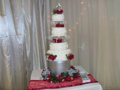 Wedding cake for Brenda & Richie