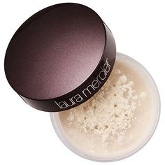 Translucent Loose Setting Powder - Laura Mercier | Sephora - one of my make-up essentials. I use daily and this jar lasts forever!