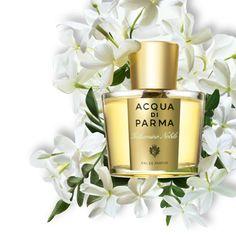 Gelsomino Nobile -  Acqua di Parma  Jasmine, Orange Flowers, Pink Peppercorn