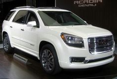 My future truck. GMC Acadia