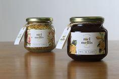 MEL MELLIS - MIEL Y POLEN on Behance