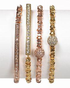MICHAEL Michael Kors  Beaded Bracelets  - unique jewelry