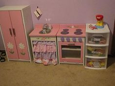Kitchen helper stand for kids kellis kitchen also known as an kids play kitchen do it yourself home projects from ana white solutioingenieria Gallery