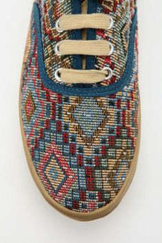 tapestry sneaker by Pikssik