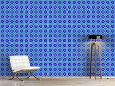 Design #Tapete Diamantenhimmel Ibm, Oriental, Company Logo, Design, Blue Diamonds, Self Adhesive Wallpaper, Wall Papers, Nice Asses