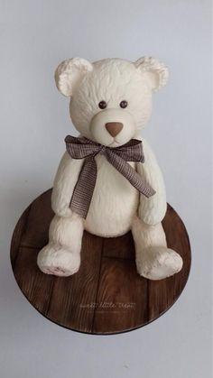 Teddy bear - Cake by Sweet Little Treat