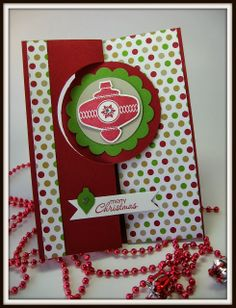 stamping up north: Stampin Up meeting and swaps