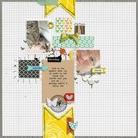 A Project by ChantalK from our Scrapbooking Gallery originally submitted 10/24/12 at 07:08 PM