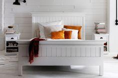 Bett HALIFAX Im Landhausstil Weiss 180x200cm. Einfach Schöner Schlafen In  Diesem Vintage Landhaus Bett | Schlafzimmer | Pinterest | Landhausstil, ...