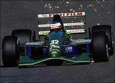 Michael Schumacher - Jordan - Spa-Francorchamps, Belgian Grand Prix - 1991