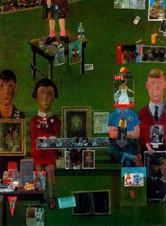 Pop Art Británico Peter Blake