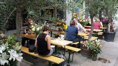 Babel, Kastanienallee, Prenzlauer Berg - one of the best Lebanese restaurants #Berlin
