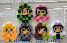 Perler Bead Art, Perler Beads, Bead Shop, Pixel Art, Anime Characters, Arts And Crafts, Yahoo, How To Make, Life