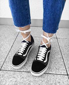 Pin for Later: Ist das der neue, coole Trick um seine Sneakers zu schnüren?!