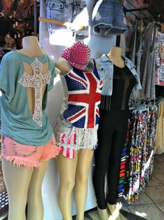 The Santee Alley: Weekly Fashion Finds: New Stores and Summer Clothes