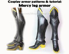 Mercy cosplay boots <3 #mercy #overwatchcosplay #mercycosplay