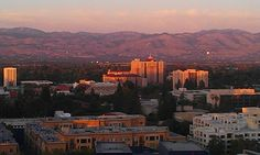 San Jose, California--My best friend lives here! Would love to visit her and her husband.