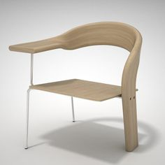 Cafe Chair by Kamilla Lang Betak