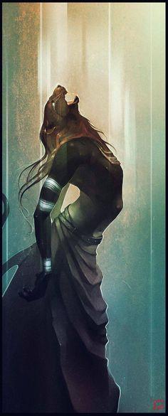 Maahes (também chamado de Mihos, Miysis,Mios, Maihes, e Mahes) filho da deusa Bastet no Baixo Egito e da deusa Sekhmet no Alto Egito. Seu pai não é exatamente definido, em cada época e região era um Deus diferente.