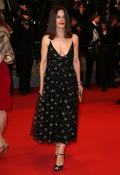Valentina Cervi at the premiere of It's Only the End of the World, #Cannes #2016