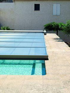 Flat Pool Cover