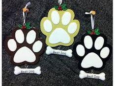 Resultado de imagen para adornos de navidad con formas de alimentos para perros y gatos