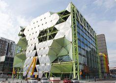 media-tic building, barcelona