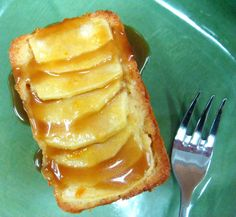 Recipe Apple Dessert Cakes with Caramel Brandy Sauce by Thermomix in Australia - Recipe of category Baking - sweet Apple Desserts, Apple Recipes, Sweet Recipes, Apple Cakes, Bakery Recipes, Cooking Recipes, Brandy Sauce, Thermomix Desserts, Caramel