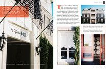 Coral doors | March / April 2012 - Lonny Magazine - Lonny