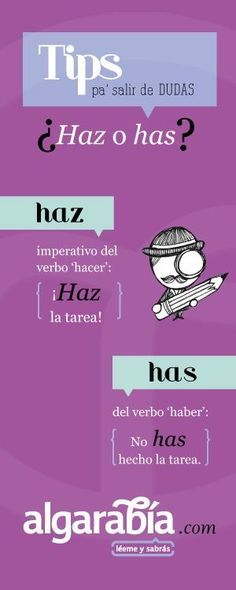 Ortografía Spanish Lessons, Spanish Words, Spanish Grammar, Spanish English, Spanish Language, Spanish Teacher, Spanish Classroom, Teaching Spanish, Spanish Heritage
