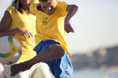 Bresil team soccer world cup by Kipsta