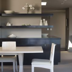 Marin Hillside Cabinets, Gustave Carlson Design   Remodelista Architect / Designer Directory
