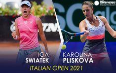 डिजिटल डेस्क, रोम। इटालियन ओपन के महिलाओं के फाइनल में विश्व के नंबर 15 रैंकिंग वालीपोलैंड की इगा स्विएटेक का मुकाबला 35 रैंकिंग वाली चेककीकैरोलिना प्लीस्कोवा से होगा। सेमीफाइनल में इगा स्विएटेक ने अमेरिका की 35वें नंबर कीकोको गॉफ को 7-6 (3), 6- से हराकर इटालियान ओपन से बाहर कर दिया। दुनिया की नौवीं रैंकिंग की खिलाड़ी और 2019 चैंपियन ने दूसरे सेमीफाइनल मैच में क्रोएशिया की दुनिया की 25वें नंबर की पेट्रा मार्टिक को 6-1, 3-6, 6-2 से हराकर लगातार तीसरे साल रोम में हो रहे इस टूर्ना Tennis News, Cricket News, Lifestyle News, Bollywood News, Business News, Sports News, Entertaining, Funny