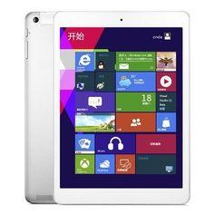 Onda V975w Win8 Tablette a 64-bit Bay Trail-T Z3735D ,22nm,1.83GHz,Gen7,support DirectX 11 et l'écran tactil capacitif, 2048*1536 Haute résolution l'écran