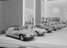 Citroën DS 19 by Auto Clasico, via Flickr