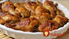 Chicken Wings, Food Videos, Kefir, Chicken Recipes, Grilling, Nutella, Food And Drink, Menu, Cooking Recipes