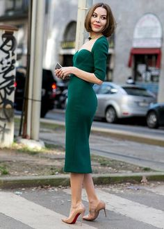 The absolute best street style at Milan Fashion Week Fall 2015 - Elle Canada