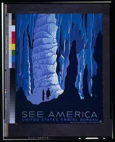 See America, WPA vin