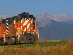 The Great Western Railway of Colorado owns and operates a total of 80 miles (128 km.) of track and interchanges with BNSF and UP. Greatly expanding its customer base since its acquisition by The Broe Group, GWR has become a vital link in Northern Colorado's transportation network, and currently serves such customers as Anheuser-Busch, Vestas, Front Range Ethanol, Eastman Kodak, Owens-Illinois, AllWeather Wood, Universal Forest Products, Amalgamated Sugar, and Wedron Silica. Front Range, Great Western, Illinois, Trains, Transportation, Colorado, How To Become, Fair Grounds, Base