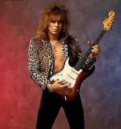 """Joe Satch sez, """"Thank god for Yngwie, he brought back playing modes & scales to the masses, not just playing dots or spaces""""!  He may b right!!!"""