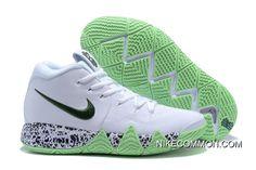 695ed8e86e5d Nike Kyrie 4 White Glow In The Dark New Style