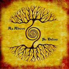 3. I am in complete flow of work when everything in my life is balanced. I have deep roots securing me to allow growth above                                                                                                                                                     More
