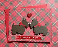 Scottie Dog Love by thepapercrown1 on Etsy, $4.00