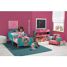 Disney Princess Elena of Avalor 3D Toddler Bed