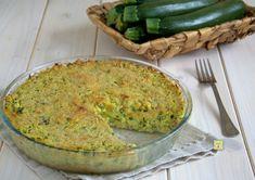 Lo sformato di zucchine e patate saporito è un gustoso secondo piatto o piatto unico, facile da fare e molto sfizioso, perfetto per tutta la famiglia.