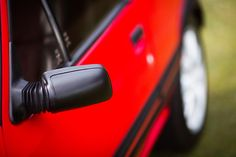 205CTI - wing mirror Peugeot, Cars And Motorcycles, Mirror, Romantic Sayings, Mirrors