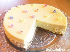 Orange Cheesecake | Det søte liv
