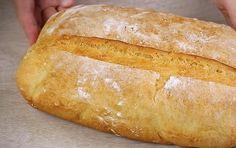 Rýchly recept na domáci chlieb bez pekárničky podľa receptu z youtube. Na cesto nemusíte čakať do druhého dňa a už o 2 hodiny máte chlieb na stole! Má voňavú kôrku a striedku ako vatička...Potrebujeme:500 g … Easy Meals, Nutrition, Party, Youtube, Bakery Store, Basket, Preserve, Pies, Bakken